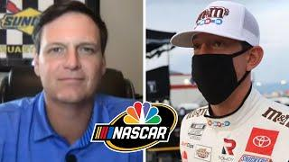 NASCAR America: Can Kyle Busch edge Denny Hamlin, Kevin Harvick to defend title? | Motorsport on NBC