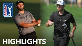 Highlights   Round 2   the Memorial   2021