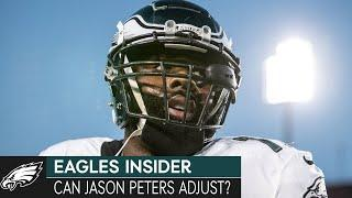 Can Jason Peters Make the Move from Left Tackle to Right Guard?   Eagles Insider