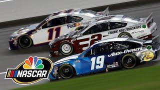 NASCAR Cup Series: Super Start Batteries 400 | EXTENDED HIGHLIGHTS | 07/23/20 | Motorsports on NBC