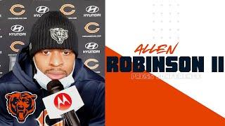 Allen Robinson II: 'All we can do is look forward' | Chicago Bears