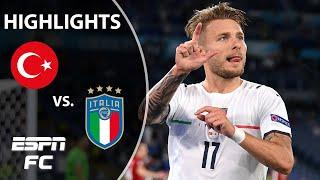 Ciro Immobile and Lorenzo Insigne power Italy to HUGE Euro 2020 opener | Highlights | ESPN FC