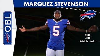 """Marquez Stevenson: """"Whenever I Get The Ball, I'm Looking To Score""""   Buffalo Bills   One Bills Live"""