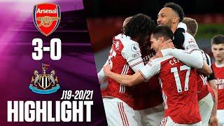 Highlights & Goals | Arsenal vs. Newcastle 3-0 | Telemundo Deportes