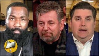 The Jump reacts to James Dolan's internal memo and the Knicks' ongoing public silence