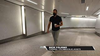 Inside the Bubble: Nick Foligno walk and talk