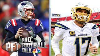Better situation: Tom Brady in TB or Philip Rivers in IND? | Pro Football Talk | NBC Sports