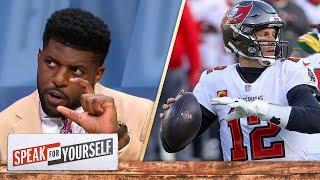 Brady's under more pressure to win Super Bowl; Bucs need a big win — Acho | NFL | SPEAK FOR YOURSELF