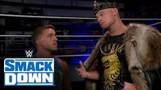 King Corbin piques Shorty G's interest: SmackDown, July 31, 2020
