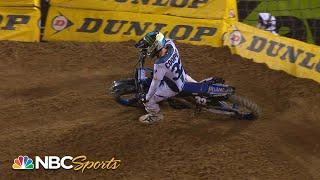 Supercross Round 8: Webb sweeps Orlando, Cooper shines in debut | Motorsports on NBC