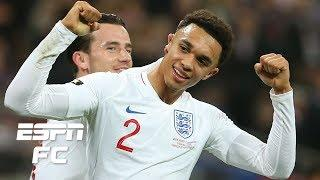 Should Liverpool's Trent Alexander-Arnold play in midfield for England?   Extra Time