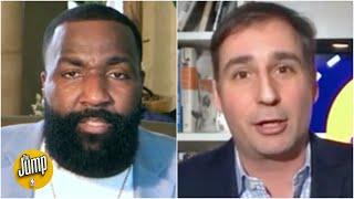 Zach Lowe & Kendrick Perkins name their NBA All-Bubble Teams | The Jump