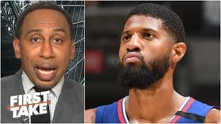 Paul George has underachieved since leaving the Pacers - Stephen A. | First Take