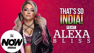 Alexa Bliss Guesses Popular DIWALI Items   That's So India: WWE Now India