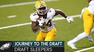Draft Sleepers, Big Matchups & ESPN's Mini-Mock Draft | Journey to the Draft