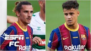 With Luis Suarez gone, will Antoine Griezmann or Philippe Coutinho step up for Barca? | Extra Time