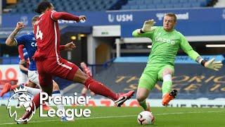 Controversy in Merseyside derby; Manchester United bounce back | Premier League Update | NBC Sports