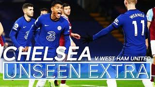 Silva's Header and Abraham's Quickfire Double Seal Derby Victory | Unseen Extra