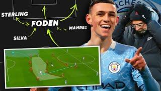 HOW PHIL FODEN ENDED LIVERPOOL'S TITLE CHANCES! | W&L