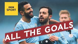 Man City's road to the FA Cup semi-finals | All the goals