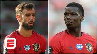 Paul Pogba & Bruno Fernandes' link-up for Man United was brilliant - Julien Laurens | ESPN FC