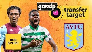 Could Odsonne Edouard be joining Jack Grealish at Aston Villa | Transfer Target