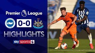 Brighton seal Premier League survival with draw!   Brighton 0-0 Newcastle   EPL Highlights