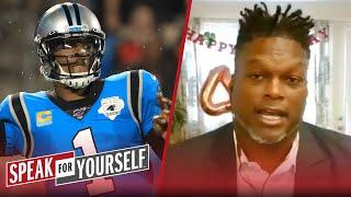 Cam Newton won't be an upgrade from Tom Brady for Pats — LaVar Arrington | NFL | SPEAK FOR YOURSELF