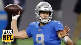 Colts would be a great 2021 landing spot for Matthew Stafford — Tony Gonzalez | FOX NFL