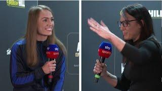 THE DEBUT OF A STAR? - ELLIE SCOTNEY VS BEC CONNOLLY FULL PRESS CONFERENCE & HEAD-TO-HEAD