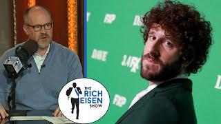 Lil Dicky reflects on new show, expresses frustration with Eagles | The Rich Eisen Show | NBC Sports