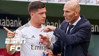 Does Luka Jovic's failure at Real Madrid mean Zinedine Zidane is a bad coach? | ESPN FC Extra Time