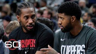 Paul George: My new contract isn't meant to force Kawhi Leonard's hand | SportsCenter