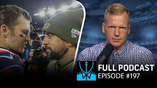Week 6 Picks: Browns-Steelers, Rodgers-Brady, & Mahomes-Allen | Chris Simms Unbuttoned (Ep.197 FULL)