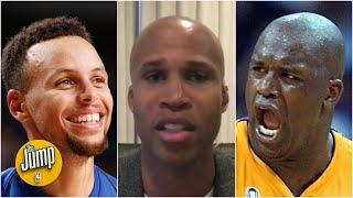 Richard Jefferson explains why the 2002 Lakers were more dominant than the 2017 Warriors | The Jump