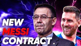 Lionel Messi To Sign New Contract After Barcelona President RESIGNS?!   Transfer Talk