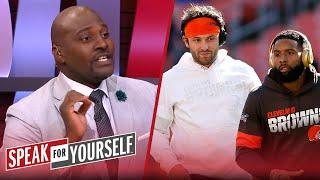 Baker Mayfield cannot carry the Browns without Odell Beckham Jr. — Wiley | NFL | SPEAK FOR YOURSELF