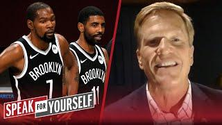 Kevin Durant, Kyrie Irving, & Brooklyn Nets are overvalued stock — Bucher | NBA | SPEAK FOR YOURSELF