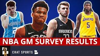 NBA Predictions: 2020-21 MVP, NBA Finals, Luka Doncic vs. Giannis + LaMelo Ball Rookie Of The Year?