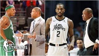 Doc Rivers compares the 2019-20 LA Clippers to the 2007-08 Boston Celtics | Hoop Streams