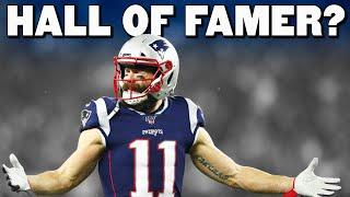 Does Julian Edelman Belong in the Hall of Fame?