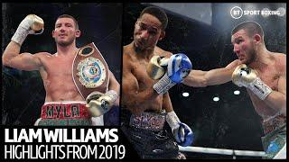 Three huge knockouts! Liam Williams 2019 highlights