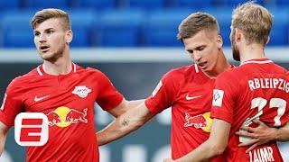 Dani Olmo justifying his price at RB Leipzig as Timo Werner struggles - Julien Laurens | ESPN FC