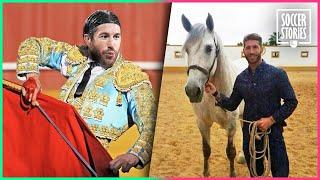 10 things you didn't know about Sergio Ramos   Oh My Goal
