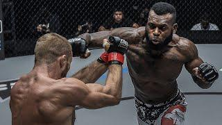 Leandro Ataides' ULTIMATE Striking Highlights