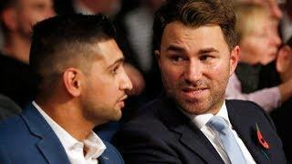"""""""It would have DESTROYED me!"""" Amir Khan goes DEEP on HATE comments with Eddie Hearn!"""