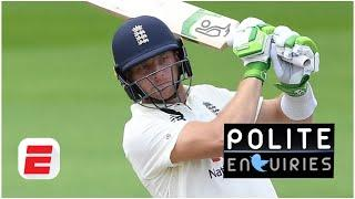 #PoliteEnquiries: Has Jos Buttler saved his Test career vs. Pakistan? | Cricket
