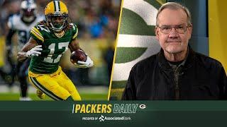 Davante Adams Driven By Chase For Super Bowl Ring | Packers Daily
