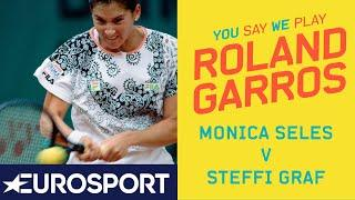 Monica Seles v Steffi Graf | You Say, We Play - Day 11 | Eurosport