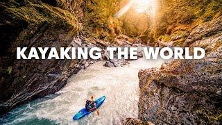 4 Of The Best Kayaking Rivers In The World
